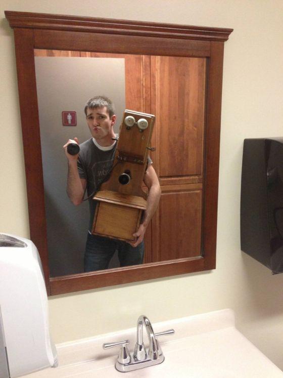selfie-a-l-ancienne