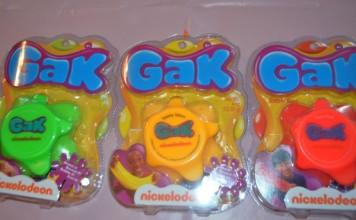 Nickelodeon-Gak