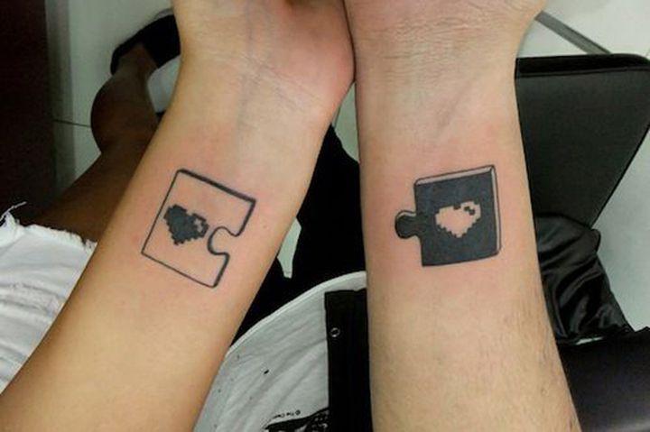 Super 26 tatouages pour déclarer votre amour - Breakforbuzz EW42