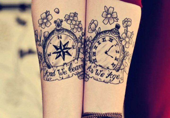 Assez 26 tatouages pour déclarer votre amour - Breakforbuzz TK29