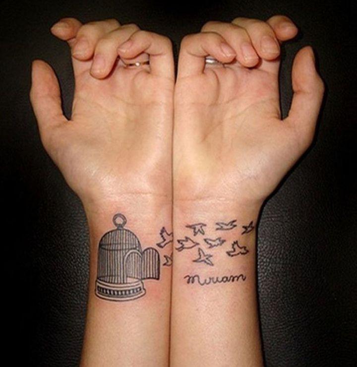 26 tatouages pour d clarer votre amour breakforbuzz. Black Bedroom Furniture Sets. Home Design Ideas