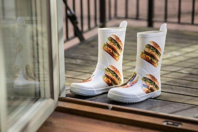 vêtements et de déco Big Mac_5
