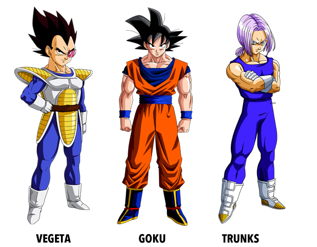 vegeta-goku-trunks