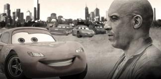 What if Paixar Made Furious 7