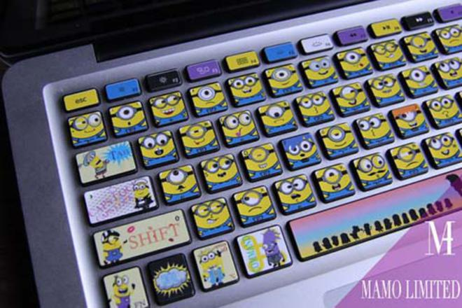 minion-keyboard-L