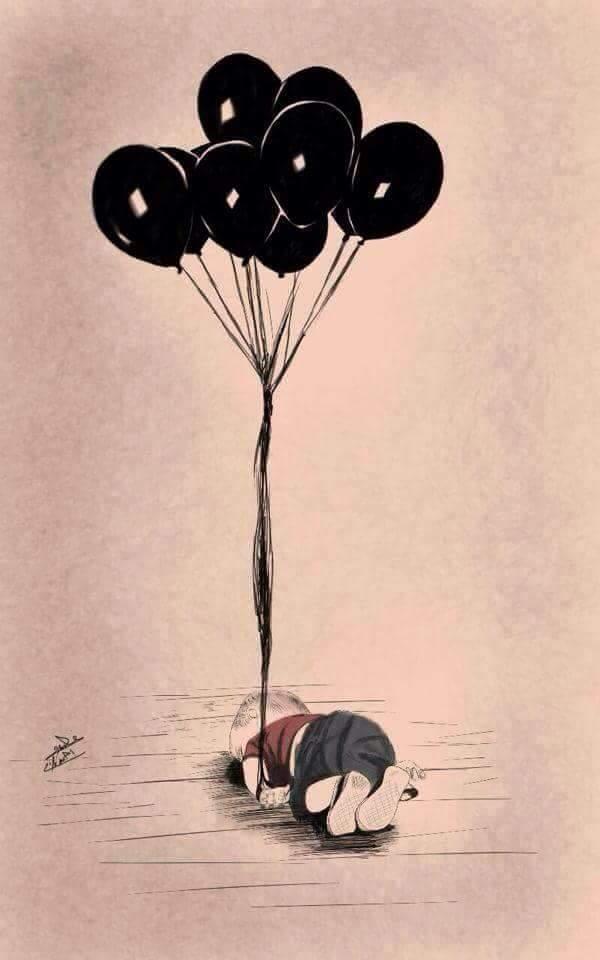 dessin-wasan-s-shoresh-aylan-kurdi