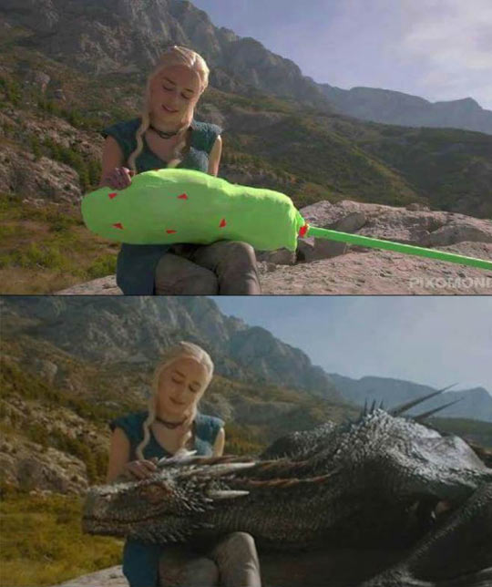 funny-Daenerys-dragon-GoT-special-effects