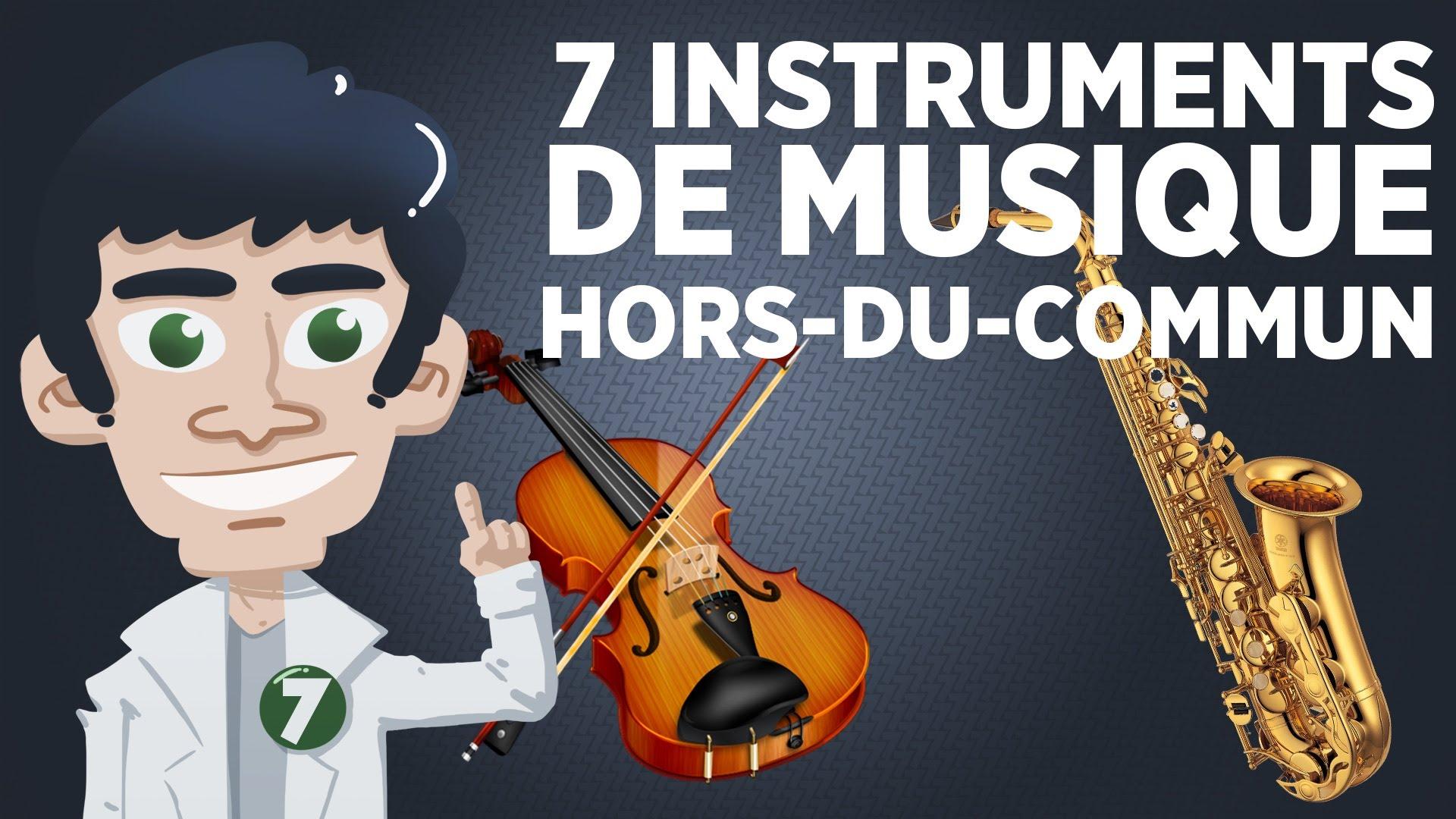 7 instruments de musique qui sortent de l 39 ordinaire breakforbuzz. Black Bedroom Furniture Sets. Home Design Ideas