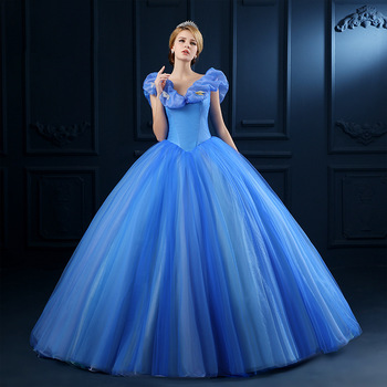 Avoir le costume magique de cendrillon breakforbuzz - Costume princesse disney adulte ...