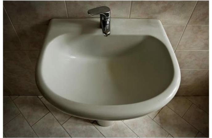 Le lavabo sans trou