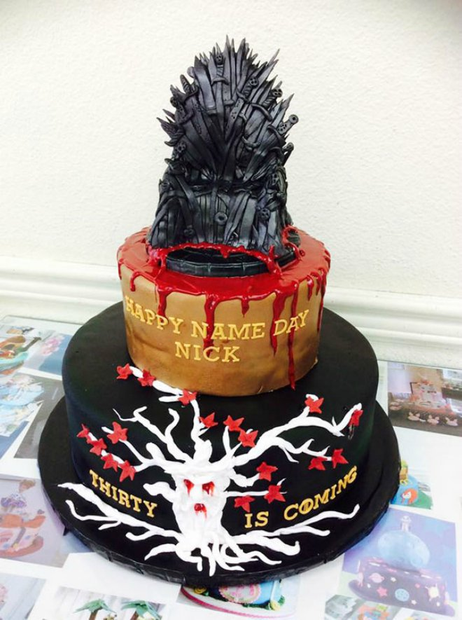 cake GOT 660