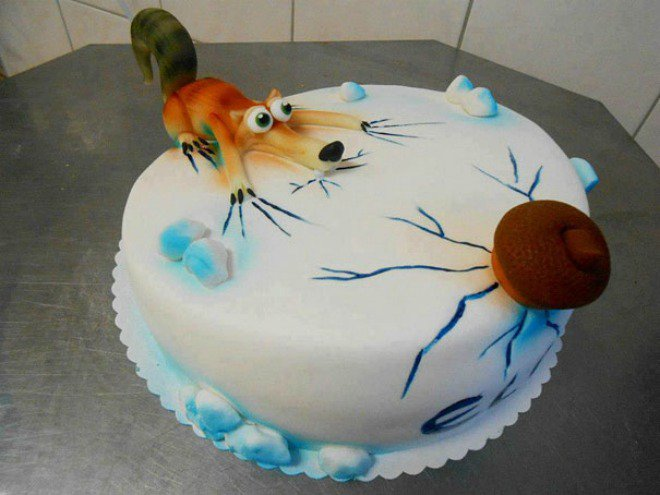 cake age de glace 660