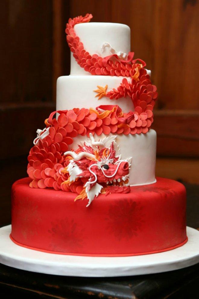 cake dragon 660