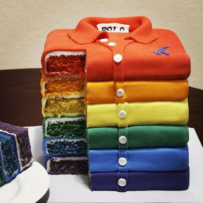 cake lacoste 660