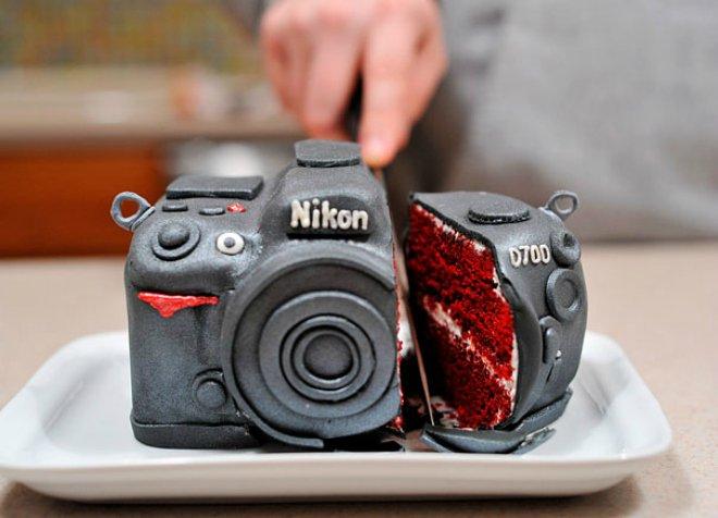 cake nikon 660