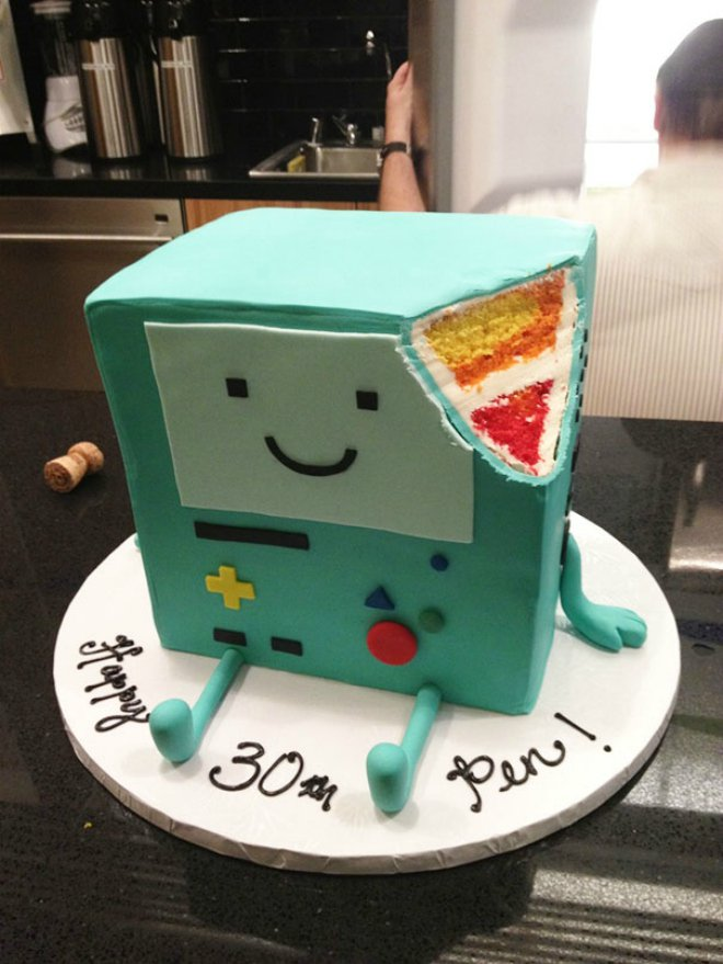 cake nintendo 660