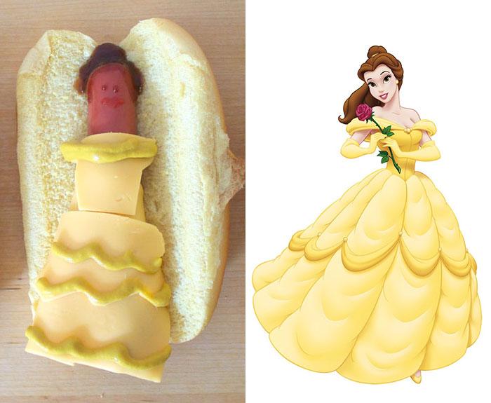princesse-disney-hot-dog-2