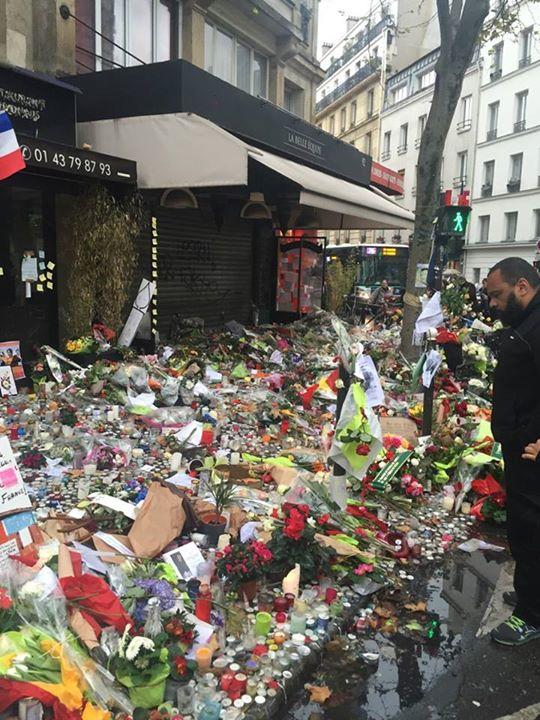 Attentats de Paris - Dieudonné