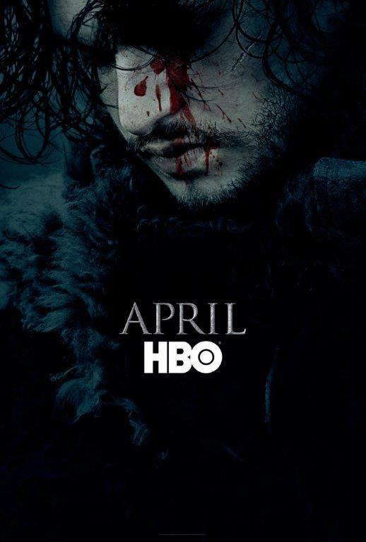 Game of Thrones saison 6, une affiche