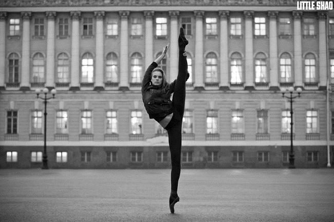 Ballerine-russe