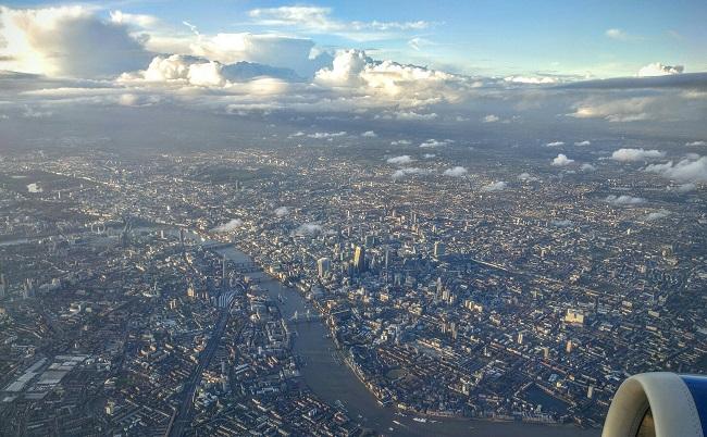 Londres-depuis-le-ciel