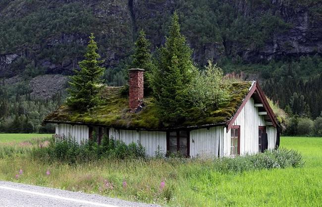 Maison-abandonnee-en-Norvege