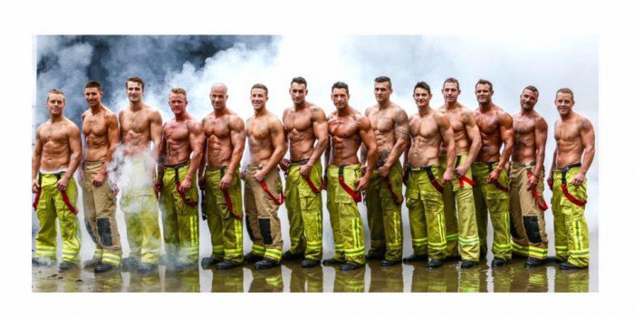 Firefighters Calendar Australia 10