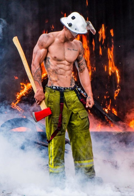 Firefighters Calendar Australia 2