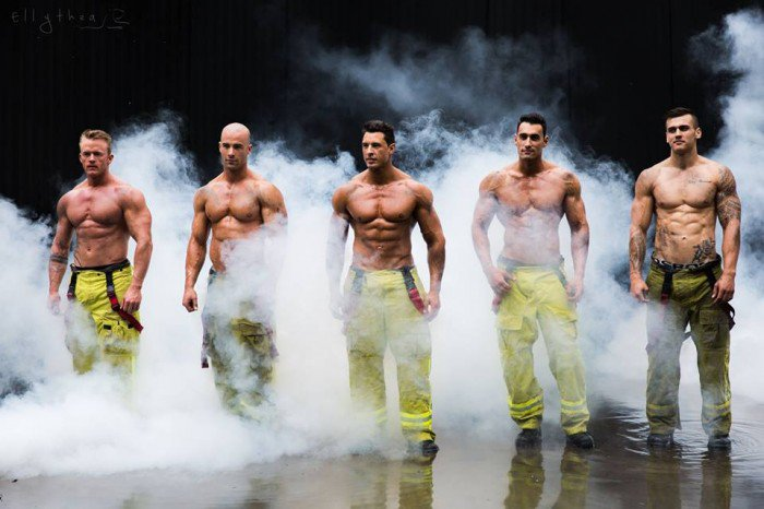 Firefighters Calendar Australia 3