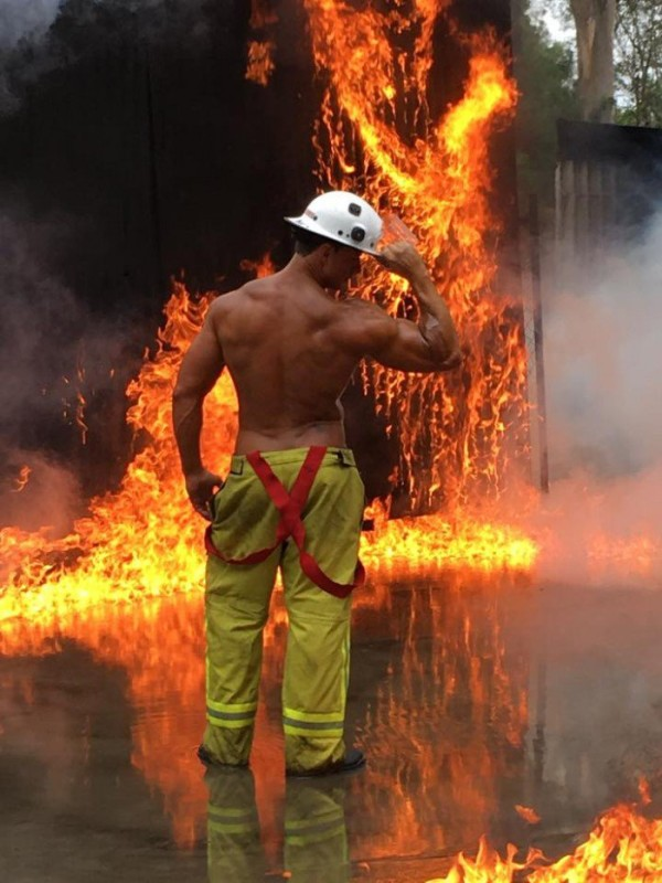 Firefighters Calendar Australia 4