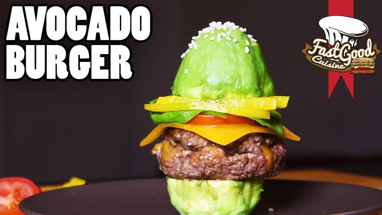 recette de l 39 avocado burger breakforbuzz. Black Bedroom Furniture Sets. Home Design Ideas