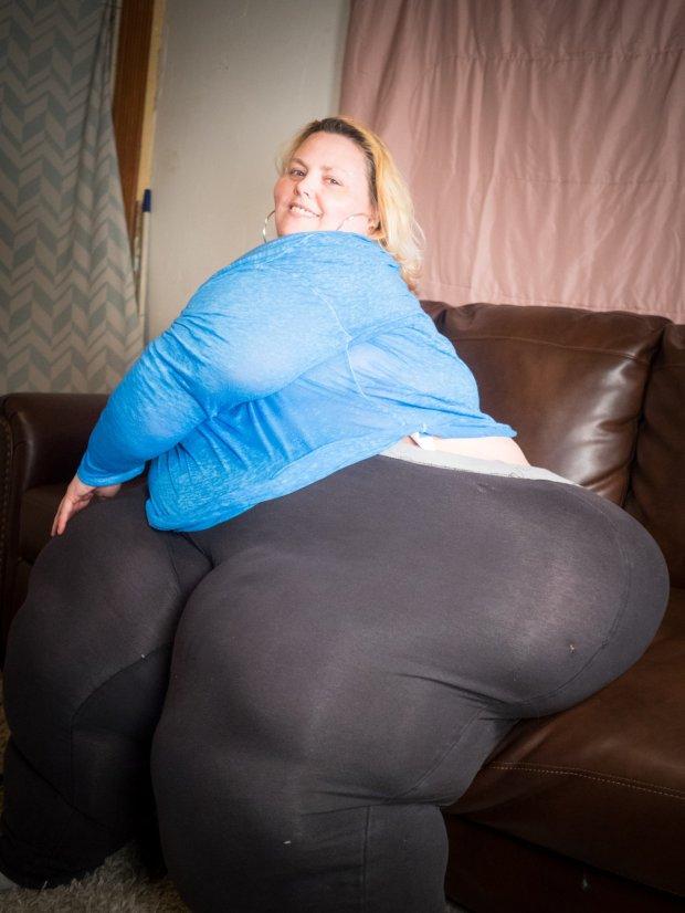 les femmes les plus grosses