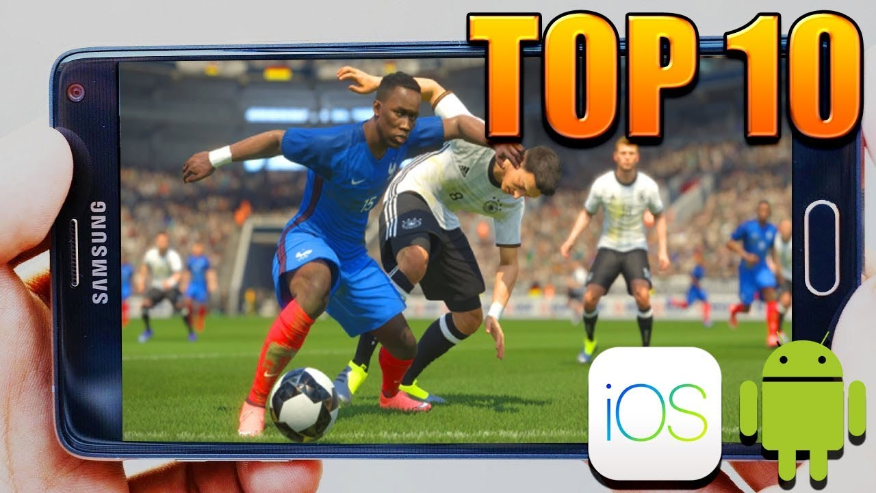 top 10 des meilleurs jeux de football sur android 2018 hd breakforbuzz. Black Bedroom Furniture Sets. Home Design Ideas