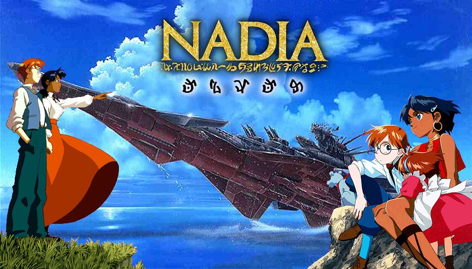 Nadia Et Le Secret De L U0026 39 Eau Bleue