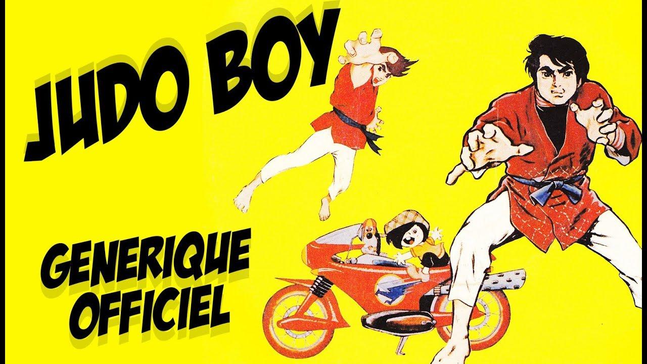 Judo Boy – Génériques Dessins Animés