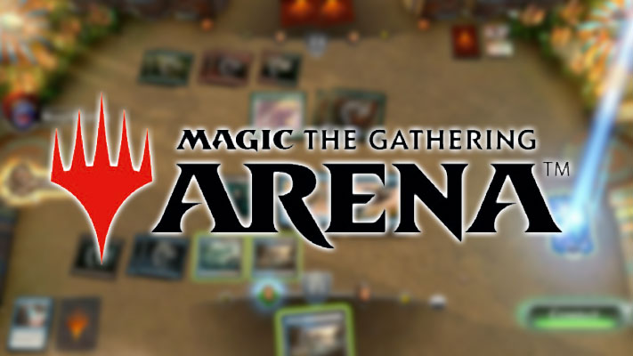 Magic The Gathering Arena ⭐GAMEPLAY DECOUVERTE⭐ [MTG Arena]