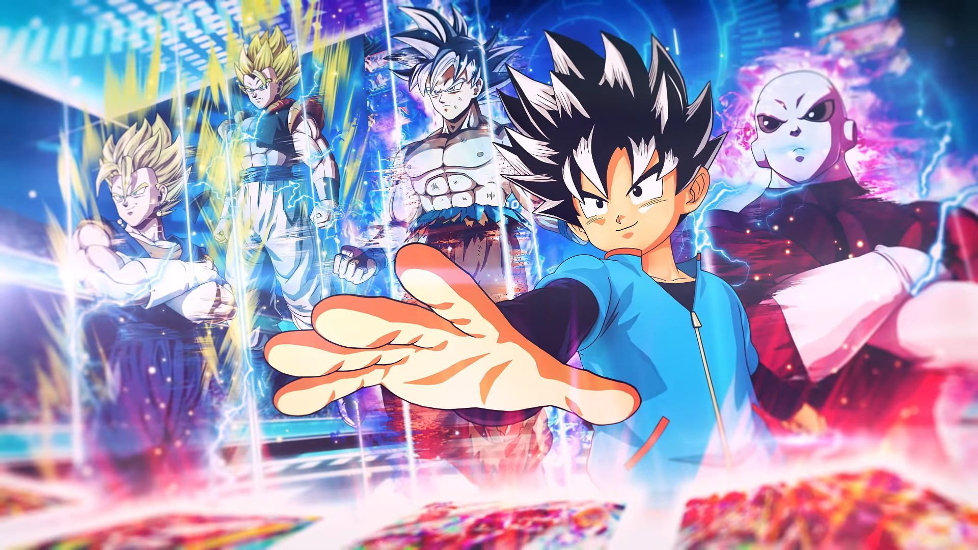 News Dragon ball heroes world mission & le mystérieux Project Z