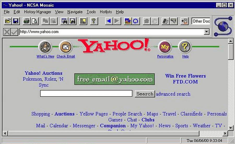 Êtes-vous incollable sur l'histoire du web?