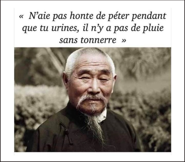Image Drole Du Jour Proverbe Chinois Breakforbuzz