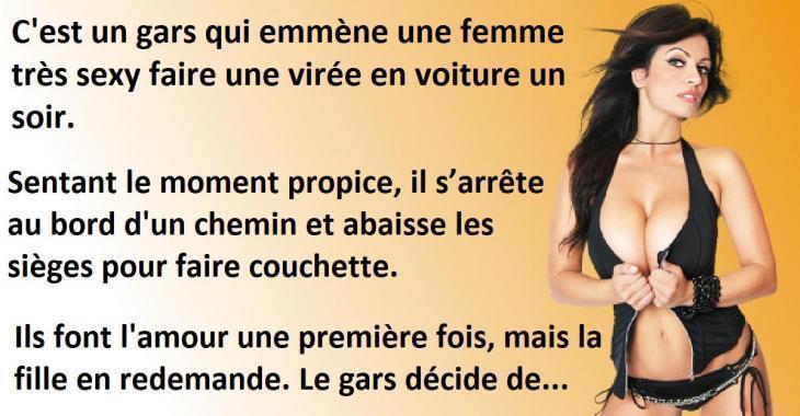 Blague Drole Un Homme Amene Une Femme Tres Sexy Pour Une Petite Viree Secrete En Voiture Breakforbuzz