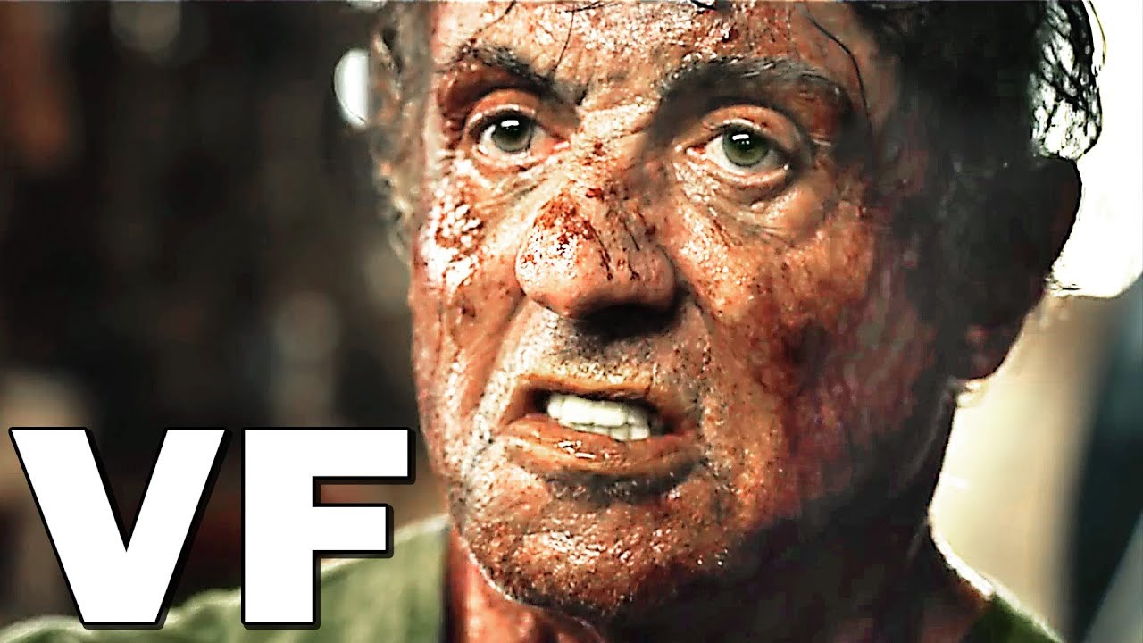 Docteur Pare Brise >> RAMBO 5 LAST BLOOD Bande Annonce VF (2019) - Breakforbuzz