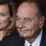 Jacques Chirac mort