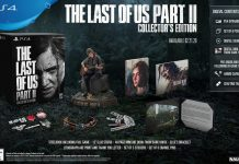 Edition collector - The Last of Us Part 2.