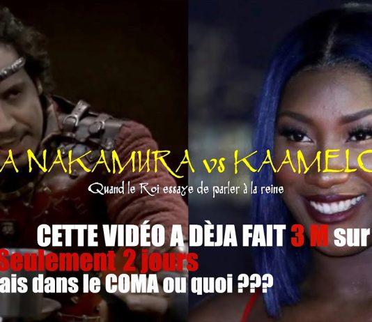 AYA NAKAMURA vs KAAMELOTT