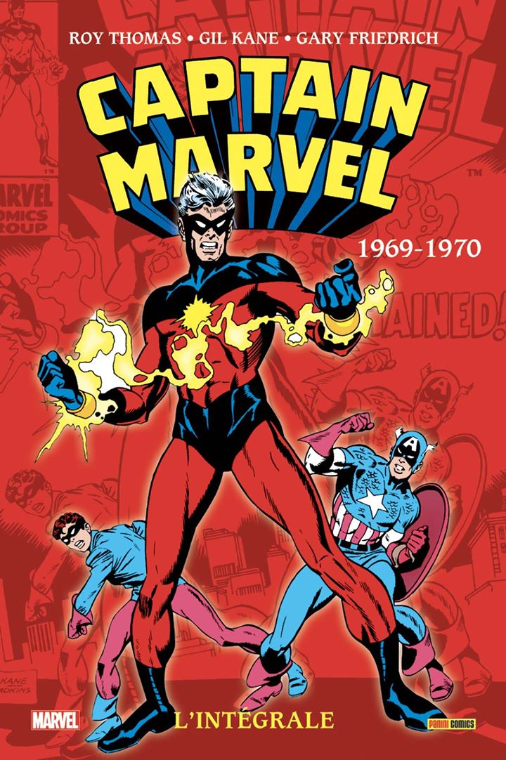 Captain Marvel 1969-70