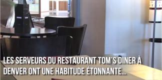 Ce restaurant facture quelque chose d'incroyable à ses clients