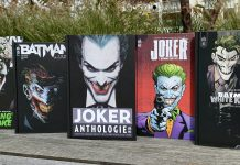 Guide comics joker