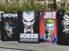 Guide comics joker