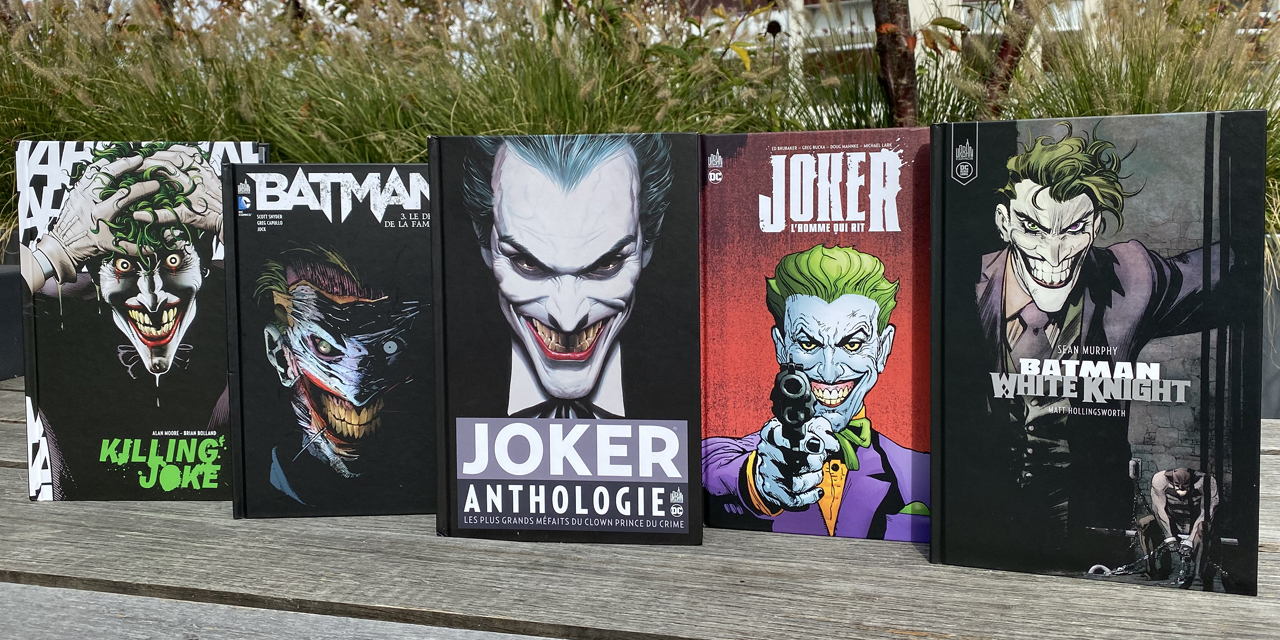 Guide comics joker ! Quels comics à lire en priorités ?