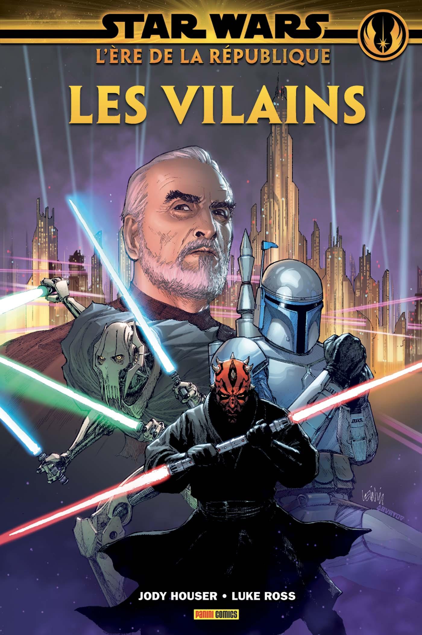 STAR WARS : L'ÈRE DE LA RÉSISTANCE - LES VILAINS